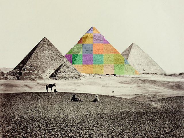 Bill Armstrong, After Francis Frith, Pyramid II