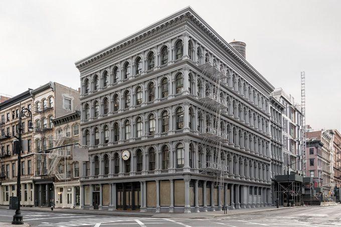 Marc Yankus, Haughwout Building