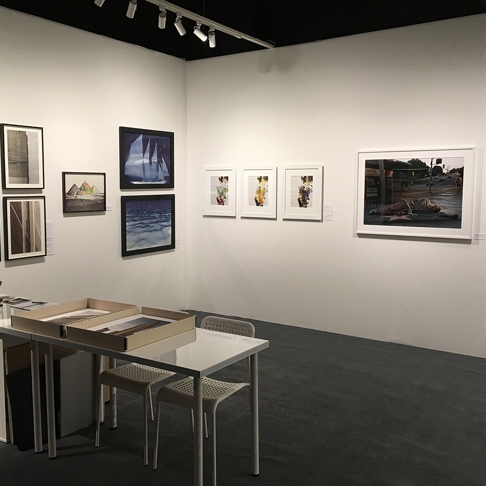 ClampArt at AIPAD: The Photography Show 2016 in NYC