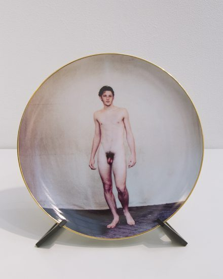 Jack Pierson, Youth Plate