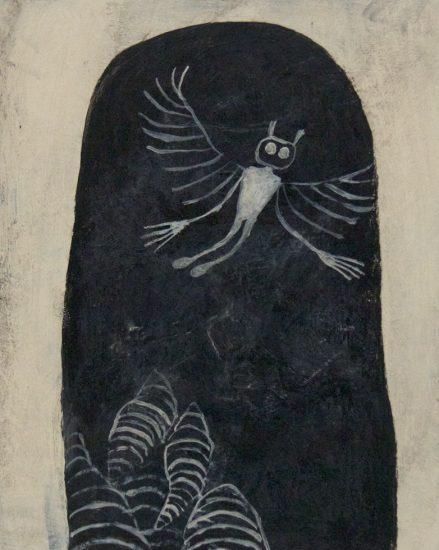 Scott Daniel Ellison, Moth man, Witch Hazel