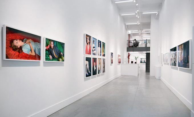 Lissa Rivera, Beautiful Boy, Installation Image II