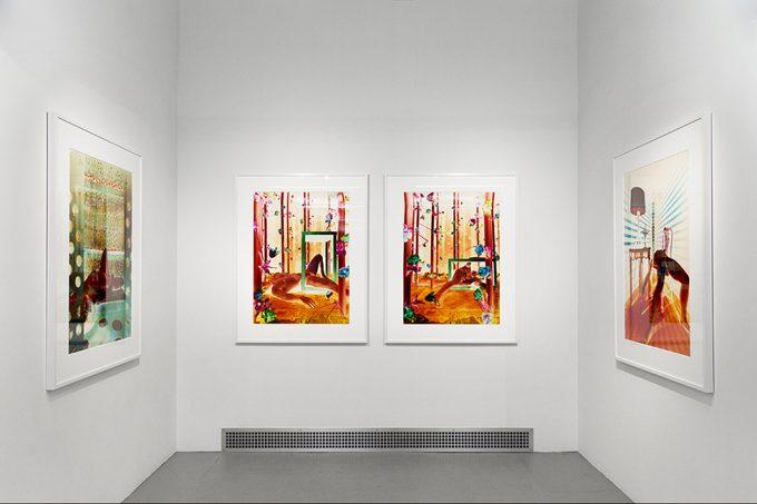 Robert Calafiore, Installation Image II