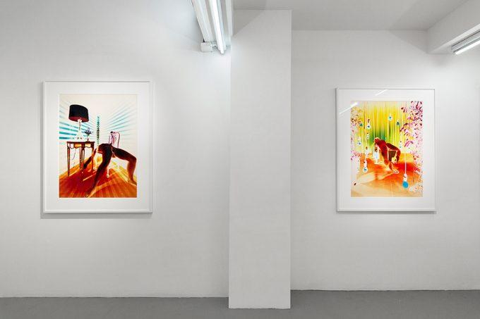 Robert Calafiore, Installation Image III