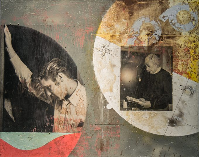 Nathan Ford, Einstein/Elvis