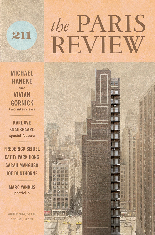 Marc Yankus, The Paris Review