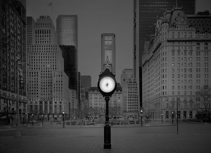Michael Massaia, Clock Installation