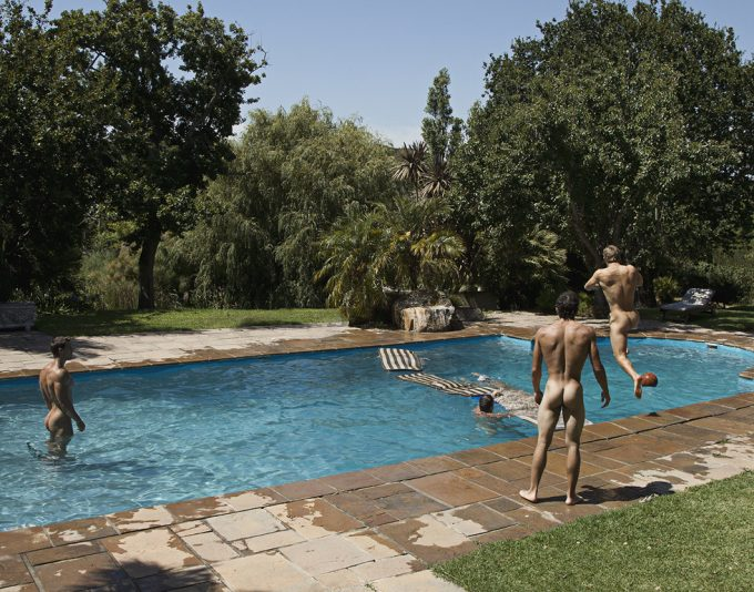 Rick Day, Cape Town Pool I