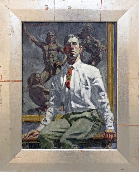 Mark Beard, Bruce Sargeant, Art Collector