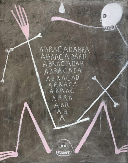 Scott Daniel Ellison, Abracadabra