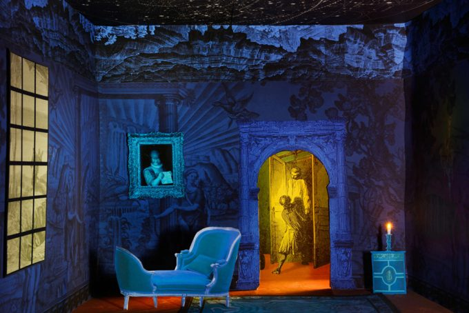 Lissa Rivera, Blue Room