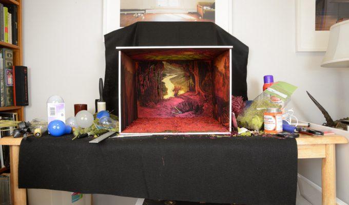 Lissa Rivera, Diorama Construction