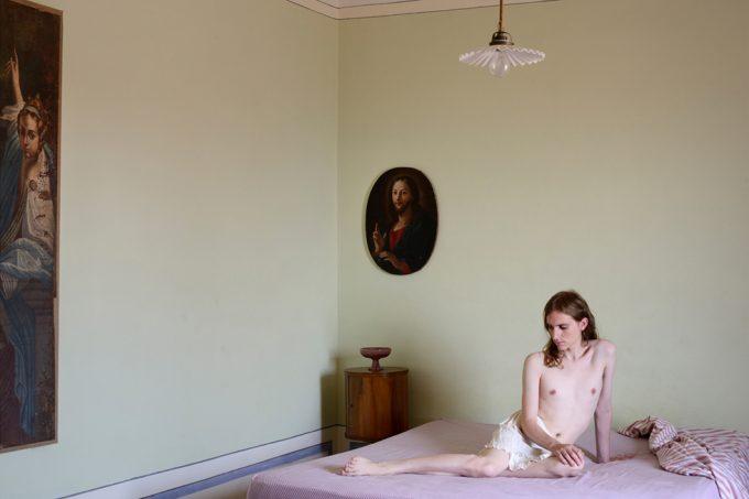 Lissa Rivera, Bedroom with Christ