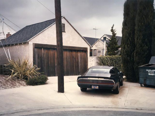 Adam Bartos, West Los Angeles (Black Trans Am)