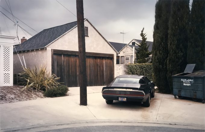 Adam Bartos, West Los Angeles (Black Trans Am)