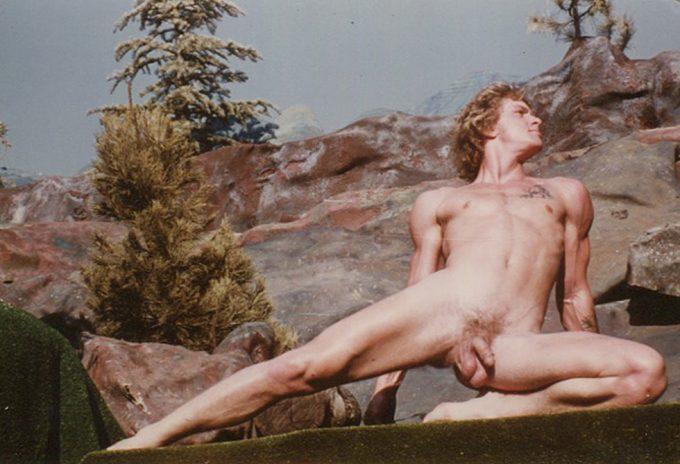 Bob Mizer, Unknown Model