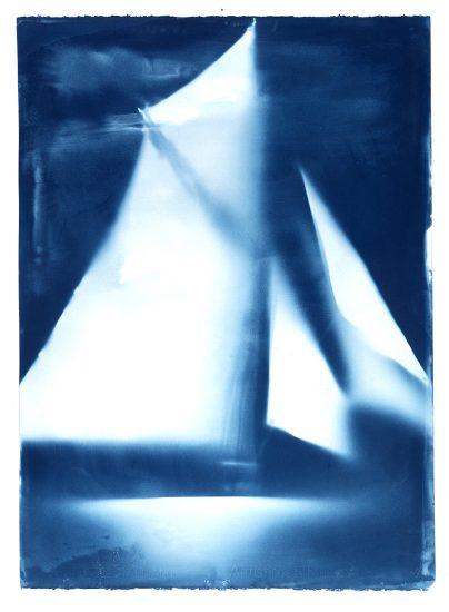 Brian Buckley, Untitled (Ghost Ship I)