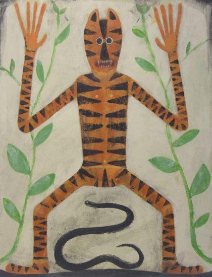 Scott Daniel Ellison, Tiger
