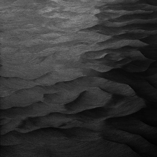 Karen Gunderson, Churning Sea, A Moment Later II