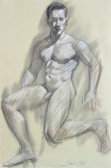 Beard, Untitled