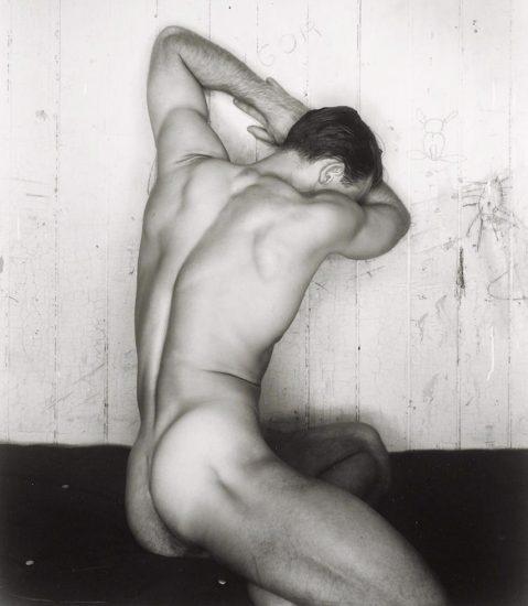 George Platt Lynes, George Hansen, 1954