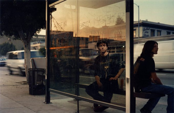 Phillip-Lorca diCorcia, Michael Jenson; 19 years old; Dallas, Texas; $20; and Jerry Imel; 18 years old; Wichita, Kansas; $20