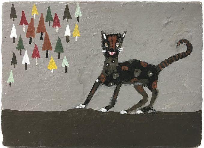 Scott Daniel Ellison, Alley Cat