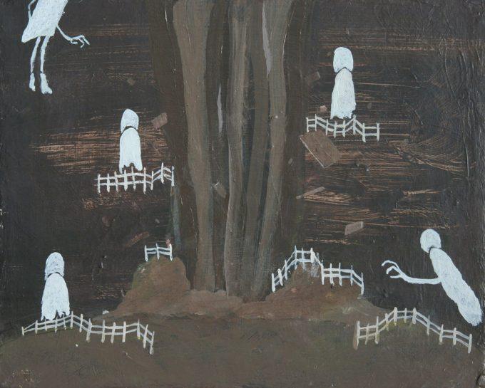 Scott Daniel Ellison, Ghost Explosion