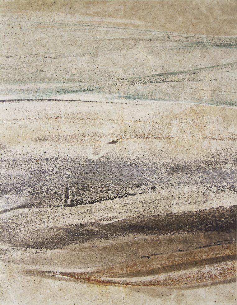 Untitled (Scrape—Rust)