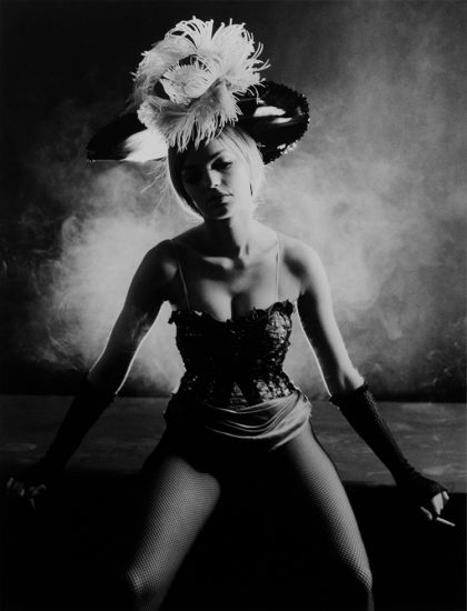 Sam Haskins, Showgirl