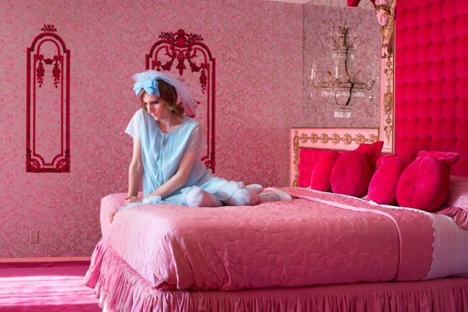 Lissa Rivera, Beautiful Boy, Pink Bedroom (for Priscilla)