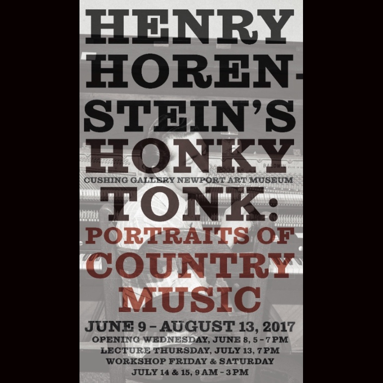 "Henry Horenstein ""Honky Tonk"" at Newport Art Museum"
