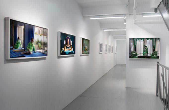 Lissa Rivera, Beautiful Boy, Installation Image XI