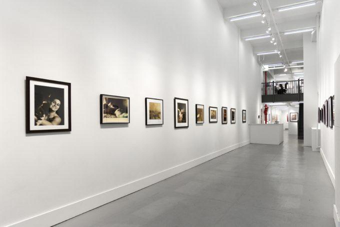 Mark Morrisroe, Installation Image I