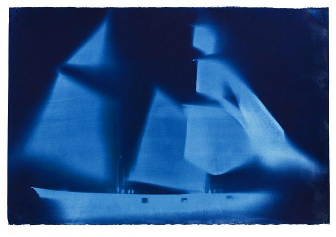 Brian Buckley, Untitled (Ghost Ship XXV)