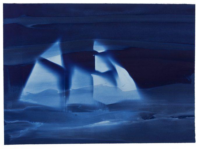 Brian Buckley, Untitled (Ghost Ship XXXIX)