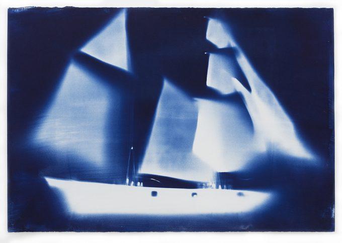 Brian Buckley, Untitled (Ghost Ship XIX)
