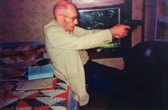 Gary Indiana, William S. Burroughs