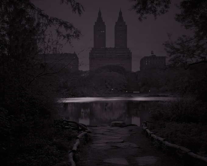 Michael Massaia, Night Fall, The Ramble