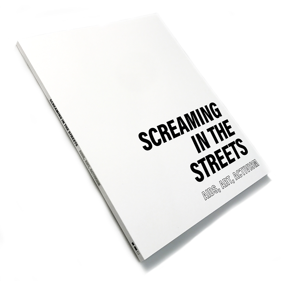 Screaming in the Streets, Exhibition Catalogue