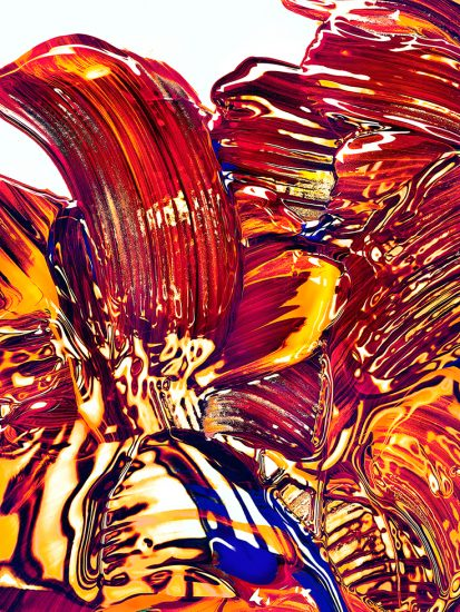 Jill Greenberg, 160503 Painting 876