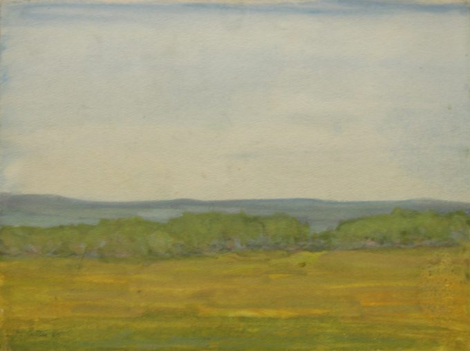 John Button, The Ridge
