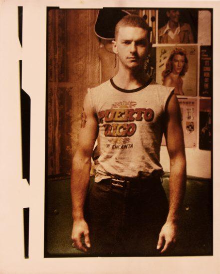 Mark Morrisroe, Untitled (Nathan Shapiro)