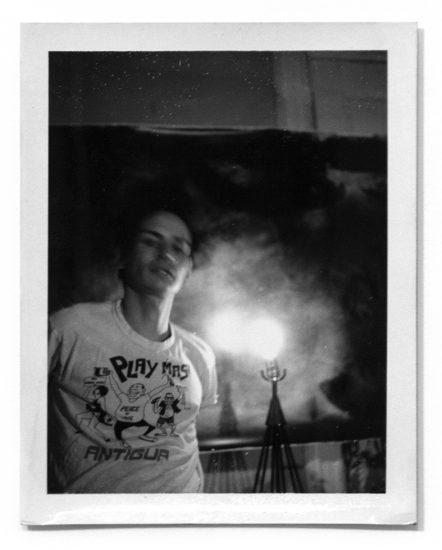 Mark Morrisroe, Untitled (Self Portrait)