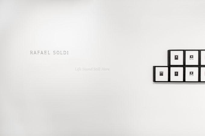 Rafael Soldi, Life Stand Still Here, Installation Image I
