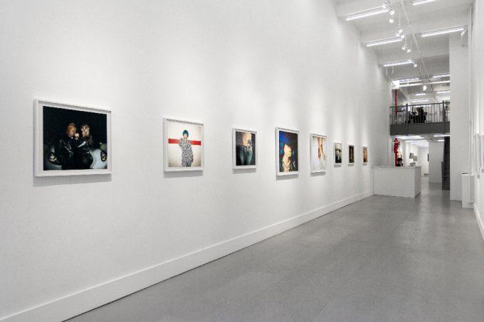 Brian Finke, Hip Hop Honeys, Installation Image I