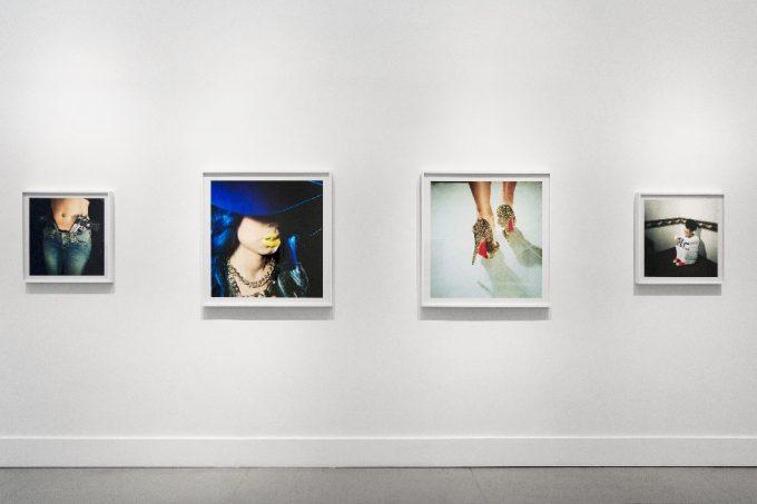 Brian Finke, Hip Hop Honeys, Installation Image II
