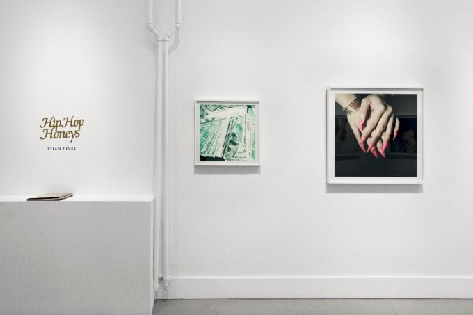 Brian Finke, Hip Hop Honeys, Installation Image III