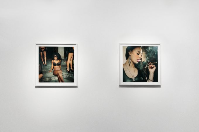 Brian Finke, Hip Hop Honeys, Installation Image VIII