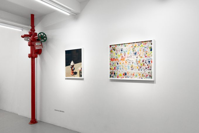 Nicholas Bridges, Installation View